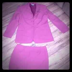 Dresses & Skirts - PINK Skrit Suit 16